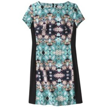 Xhilaration® Junior's Floral Shift Dress