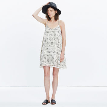 SHAKA COVER-UP DRESS IN CROSSWAY