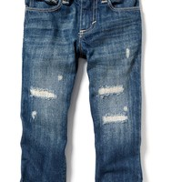 Distressed Skinny Jeans for Toddler | Old Navy