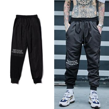Simple Design Casual Pants Sportswear [272618094621]
