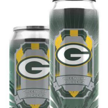Duckhouse NFL Green Bay Packers 16.9 Ounce Thermocan