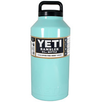 YETI Seafoam Green 64 oz Rambler Bottle