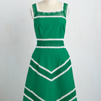 Bucolic Beauty Dress | Mod Retro Vintage Dresses | ModCloth.com