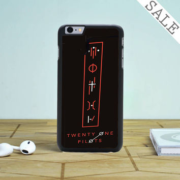 Twenty One Pilots Tattoo Symbol iPhone 6 Plus iPhone 6 Case