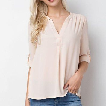 Core Blouse Blush
