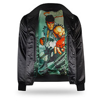Street Fighter Ryu Varsity Jacket