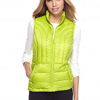 be inspired® Packable Puffer Vest - Belk.com