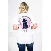 Love Is a 4-Legged Word   White   Simply Southern