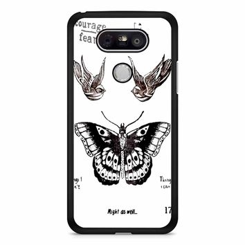 Tattoo Harry Style One Direction LG G5 Case