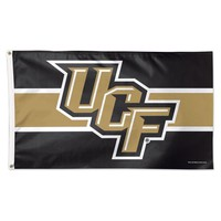 UCF KNIGHTS CENTRAL FLORIDA 3'X5' DELUXE FLAG BRAND NEW WINCRAFT