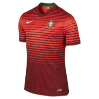 Nike 2014 Portugal Match Men's Soccer Jersey