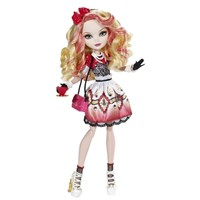 EVER AFTER HIGH™ Hat-tastic Party™ Apple White™ Doll - Shop.Mattel.com