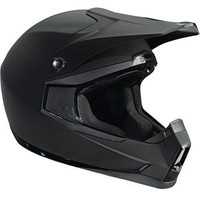 Thor Motocross Quadrant Matte Black Helmet - Motorcycle Superstore