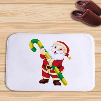 Carpet Floor Mat Christmas Living Room Mat 40*60CM [118177333273]