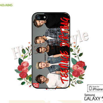 1D Phone Cases, iPhone 5/5S Case, iPhone 5C Case, iPhone 4/4S Case, Phone covers, one direction Harry styles Case for iPhone-A045