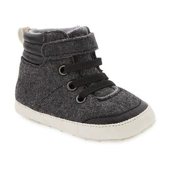 Old Navy Two Tone Slip On High Tops