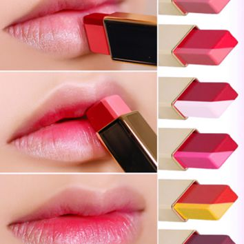 2017 New Two Tone Lipstick