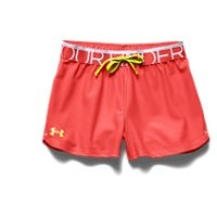 Under Armour Girls' UA Play Up Shorts