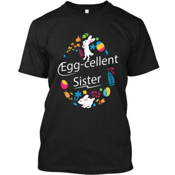 Family Matching Easter Outfit For Sister Custom Ultra Cotton