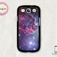 Fox Nebula Samsung Galaxy S3 Case, Samsung Galaxy SIII Case, Samsung Galaxy S3 Cover, Hard Protective Case