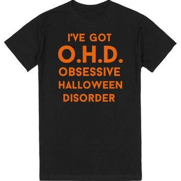 i've got ohd obsessive halloween disorder