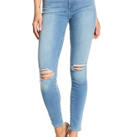 7 For All Mankind | High Waist Skinny Jeans | Nordstrom Rack
