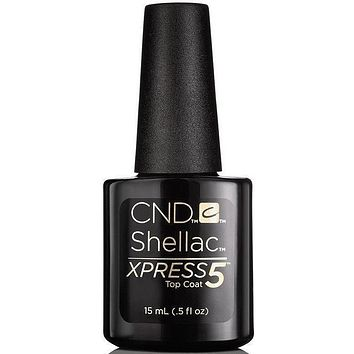 CND Shellac - XPress5 Top Coat 0.5 oz