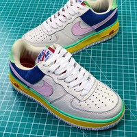Nike Air Force 1 Low Premium Corduroy Pack Sport Shoes Sneakers - Best Online Sale