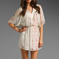 Gypsy 05 Altar Mini Dress in Sand from REVOLVEclothing.com
