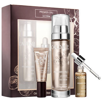 Sephora: Caudalie : Premier Cru Set : skin-care-sets-travel-value