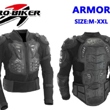 Motorcycle Jackets Full Body Armor FREE SHIPPING