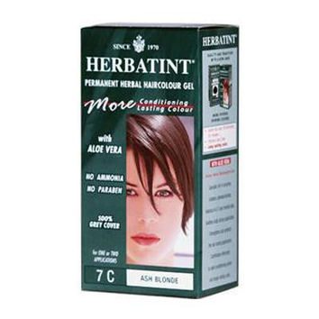 Herbatint 7c Ash Blonde Hair Color (1xkit)