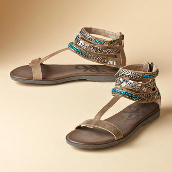 TROIKA SANDALS         -                  Sandals         -                  Footwear         -                  Women                       | Robert Redford's Sundance Catalog