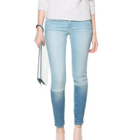 COMBINATION JEANS - Trousers - TRF - New collection | ZARA United States