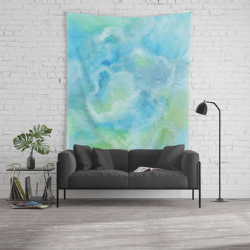 A 0 19 Wall Tapestry by Marco Gonzalez