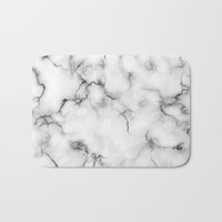 Marble Bath Mat by Will Wild