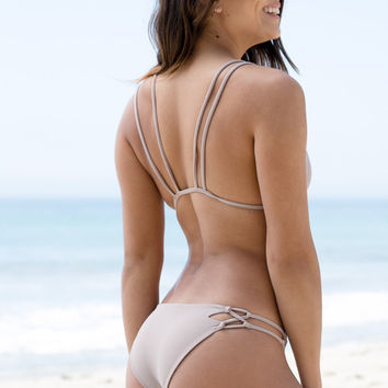 ACACIA SWIMWEAR - Nusa Bottom | Driftwood