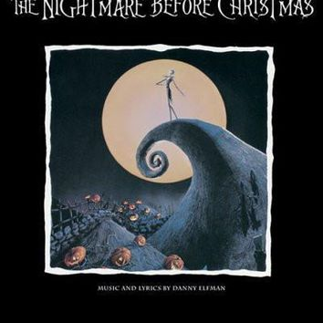 Tim Burton's The Nightmare Before Christmas (Easy Piano)