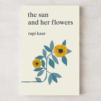the sun and her flowers By Rupi Kaur | Urban Outfitters