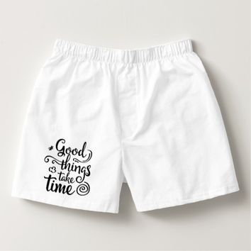 Good Things Boxers