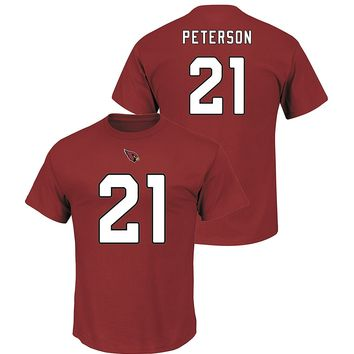 Patrick Peterson Arizona Cardinals Red Eligible Receiver III Jersey Name and Number T-shirt