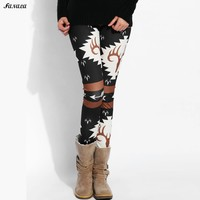 Autumn And Winter Fitness Leggings
