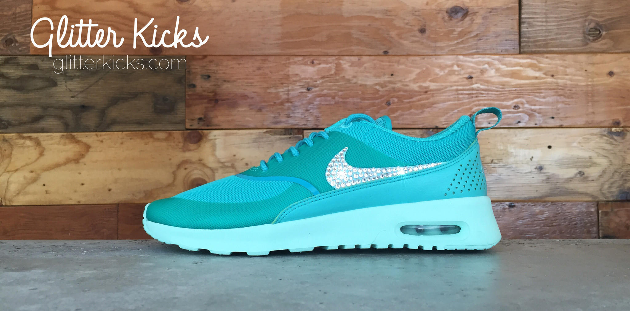 Nike Air Max Thea Running Shoes By from Glitter Kicks  e2fea62e9834