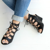 Life Is Beautiful Wedges