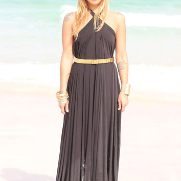 The Cleo Maxi Wrap Skirt/Dress