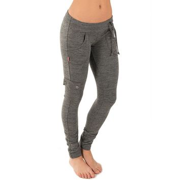 Tonic Elan Cargo French Terry Yoga Leggings - Women's