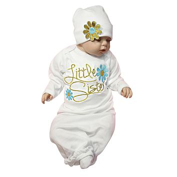 Newborn Baby Robes Sleep Gowns Long Sleeve Toddler Sleeper Gowns Pajamas Clothes Robe For Baby Boy Girl Clothes Outfit