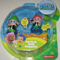 Fisher-Price Nickelodeon Bubble Guppies: Gil and Nonny