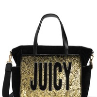 Pretty In Paradise Velour Baby Bag by Juicy Couture, O/S