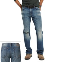 Rock & Republic Straight-Leg Jeans